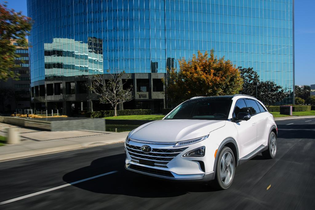 Exceptional This Week We Are Proudly Launching The #HyundaiNEXO, Our Next Generation  Fuel Cell Vehicle, To U.S. Media   Just In Time For ...
