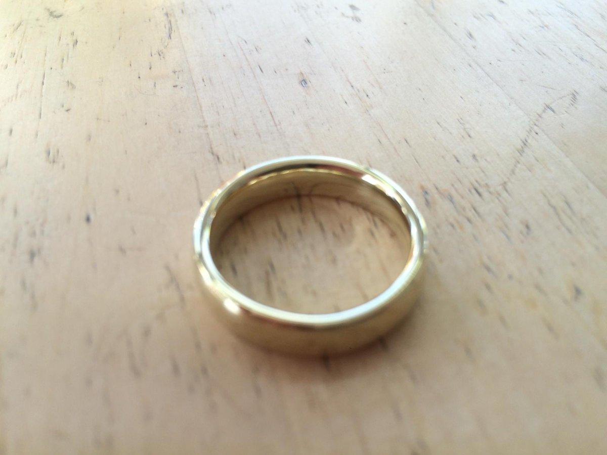 "ringregister.de on Twitter: ""Tobias hat seinen Ehering verloren"