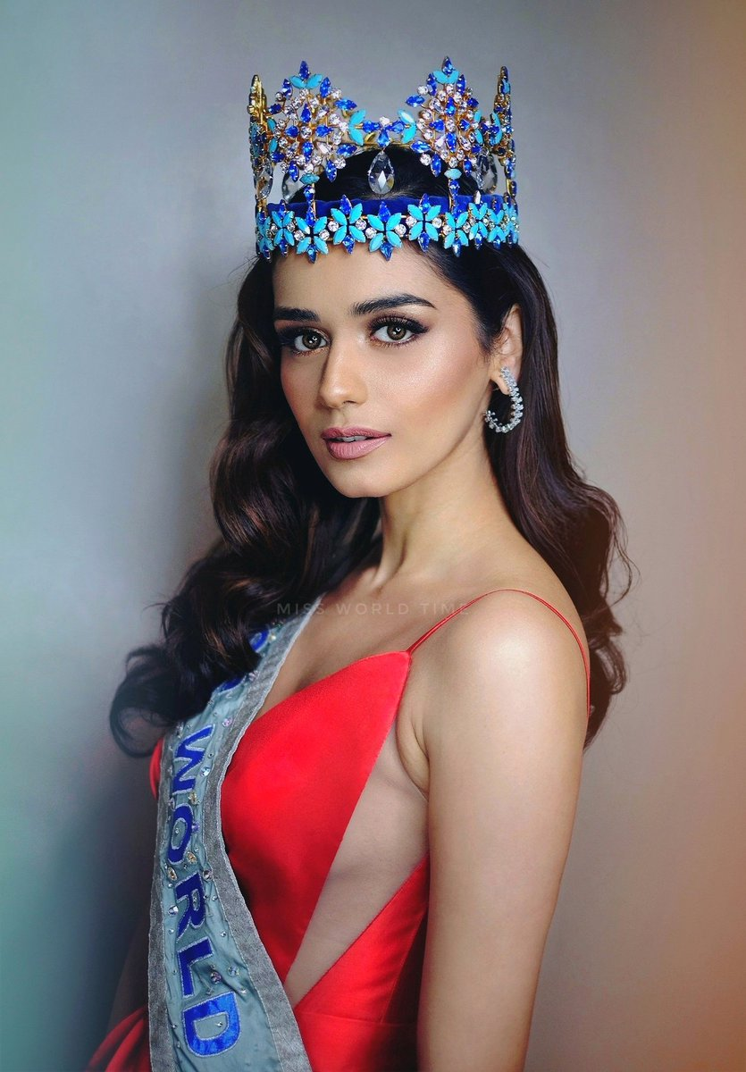 The Official Thread of Miss World 2017 ® Manushi Chhillar - India - Page 6 DpAX437UYAA8Np5