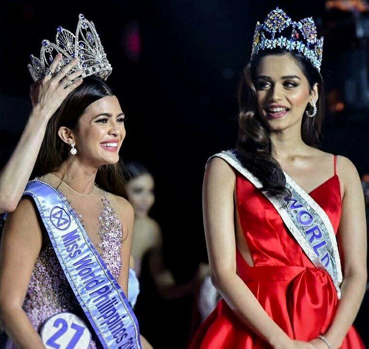 The Official Thread of Miss World 2017 ® Manushi Chhillar - India - Page 6 DpAX6L2V4AAmZYD