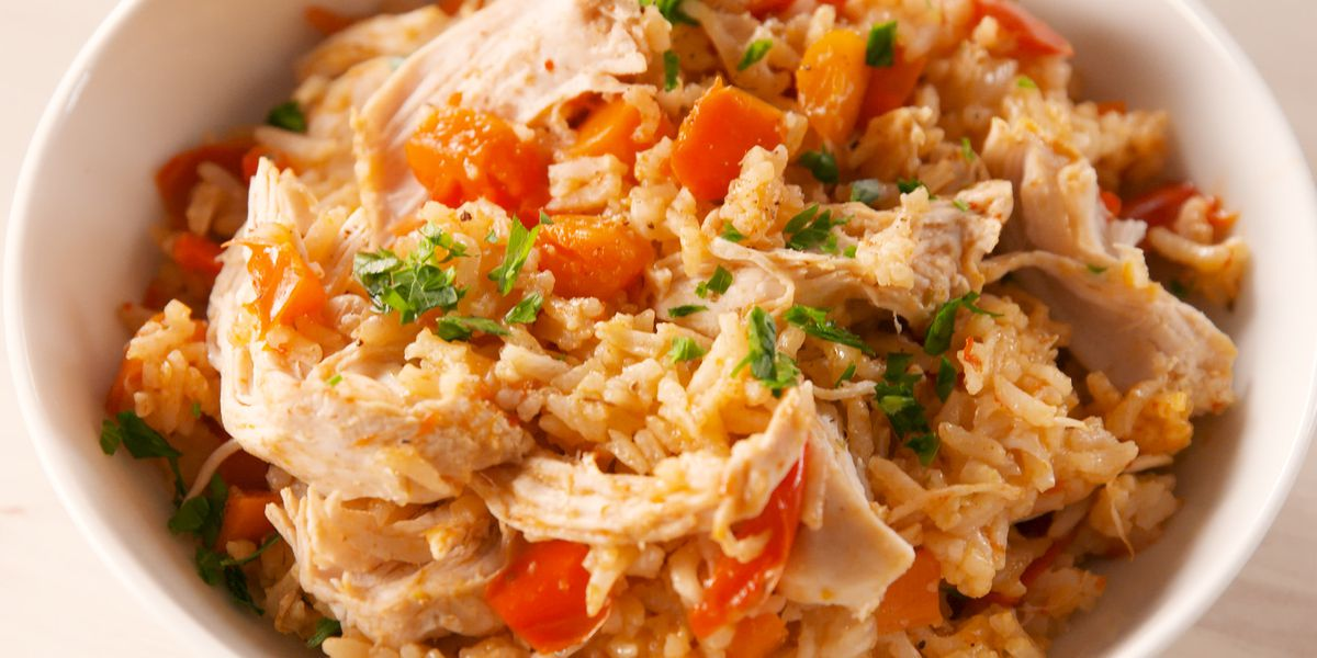 DelishDotCom: 15 Easy Chicken Recipes You Can Make In Your Instant Pot https://t.co/iWvnFeZmHW https://t.co/PHzucXehsC