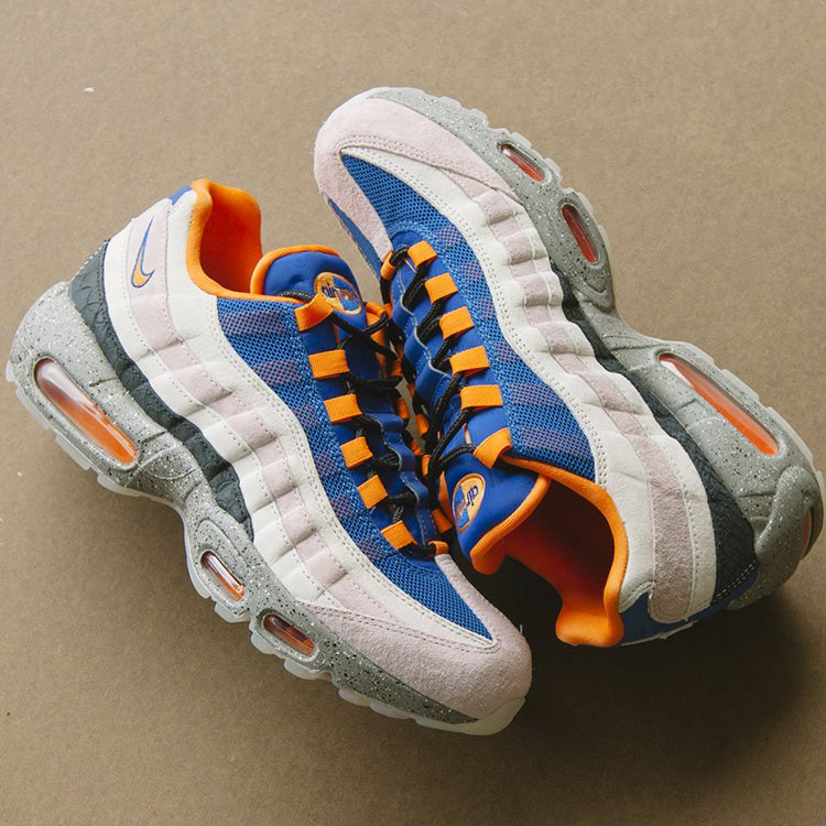 1999dfb26516 nike blesses the air max 95 with mowabb vibes this fall .