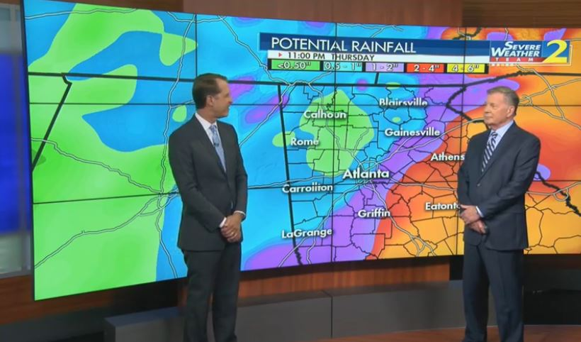 WATCH LIVE Severe Weather Team Chief Meteorologist