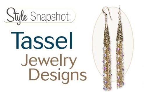 Tassel jewelry offers a classic look that has been admired for ages. Jewelry artists are capitalizing on this style by creating tassels out of chain, crystals, seed beads and more. Learn all about the #tasseltrend and why it's still going strong: http://fmg.co/Pl8fDApic.twitter.com/Pnif8U2bVZ