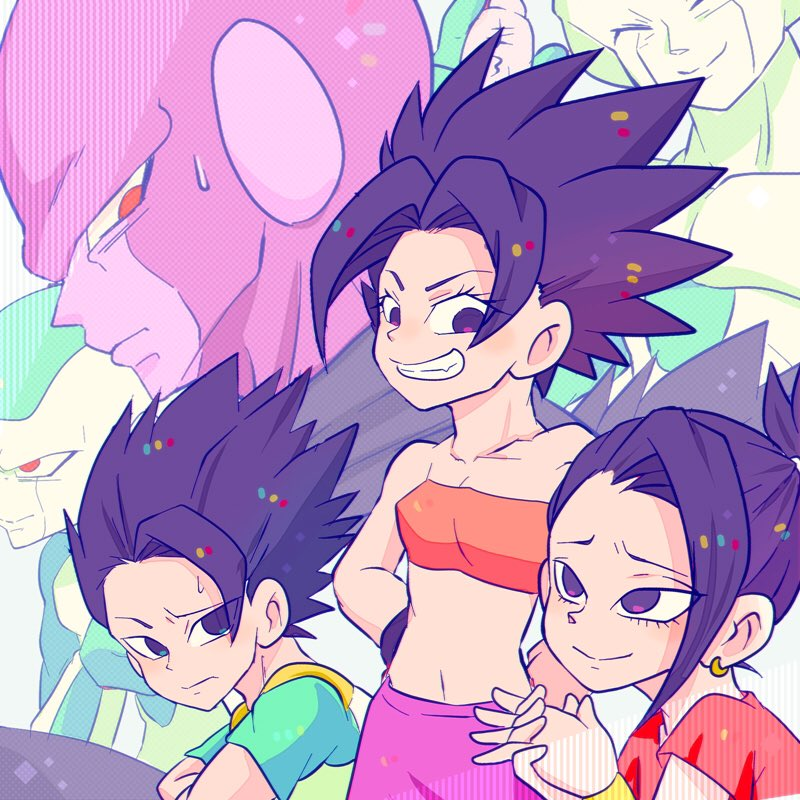 Images découvertes [Fanarts Dragon Ball] - Page 5 DpAgbhiUYAASKpE