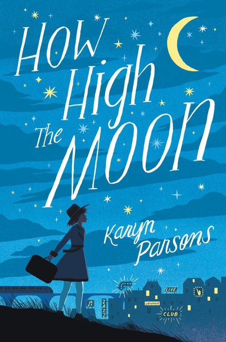 Happy Birthday to HOW HIGH THE MOON author