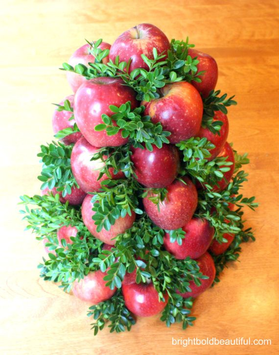 #And #Apple #Arrangement #Boxwood #Holiday #diy #crafts Please RT: https://t.co/ySBRqSqo6N https://t.co/VcxDYSULzy