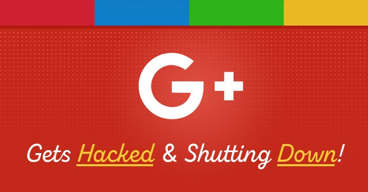 Google is Going to Shut Down its Google+ Social Media Site After an API Vulnerability Exposed 500,000 Users' Data  https://t.co/2FmhefxwPG  #GooglePlus #DataBreach #Hacking #CyberSecurity