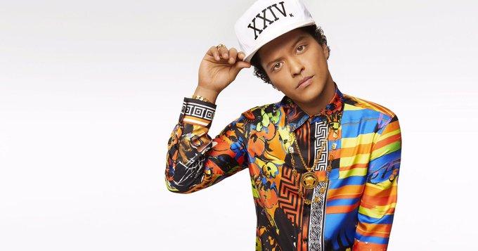 Happy birthday to my favorite man, the genuine love of my life, Bruno Mars