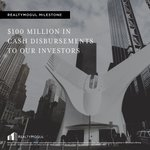 RealtyMogul was founded with the goal of helping investors generate passive income and wealth from CRE. We are thrilled to share this milestone with you and are especially thankful for the growing number of RealtyMogul investors - https://t.co/UPtKoW56nr