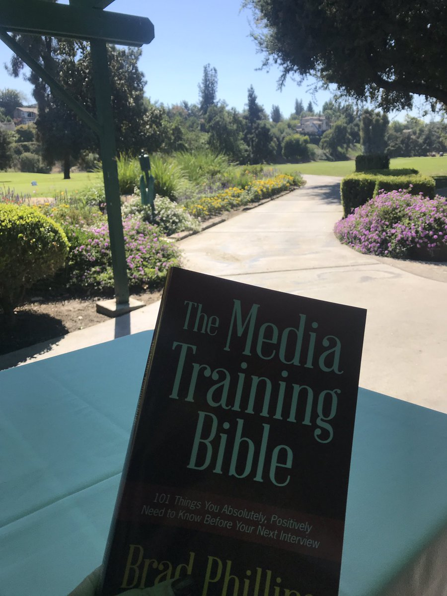 the media training bible 101 things you absolutely positively need to know before your next interview