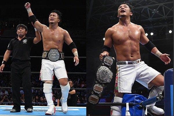 """NJPW:""""King of Pro Wrestling"""" Omega y Tanahashi triunfan, KUSHIDA se corona 8"""