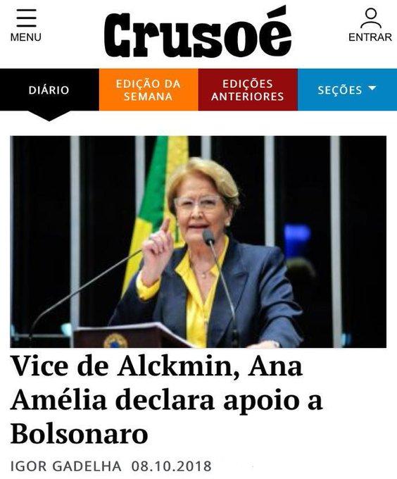 Nas grandes decisões, os gaúchos não admitem neutralidade! Fui uma das maiores defensoras do impeachment de Dilma Rousseff e uma das vozes mais fortes no Senado contra o desgoverno do PT no Brasil. Não quero que o país corra o risco da volta do PT ao poder. Foto