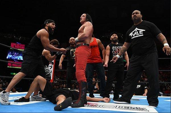 """NJPW:""""King of Pro Wrestling"""" Omega y Tanahashi triunfan, KUSHIDA se corona 10"""