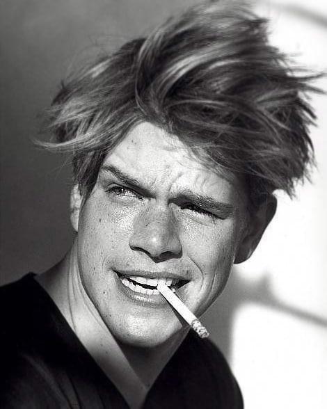 Happy birthday Matt Damon!  The megastar actor and filmmaker turns 48 today.
