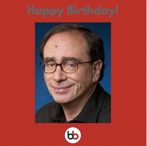 Happy birthday to Ohio State alum R.L. Stine!