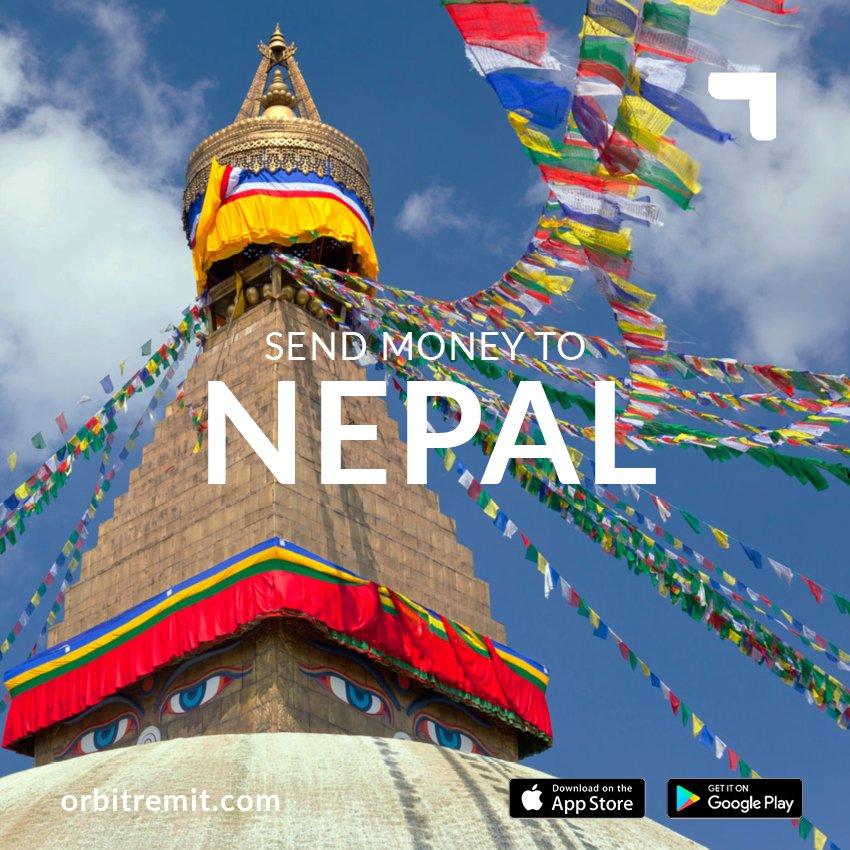 Orbitremit On Twitter Nepal Is Just