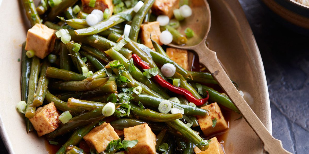 Manchurian Green Beans with Tofu Recipe https://t.co/LJnp7AHFSC https://t.co/4MQLWIqGzC