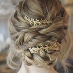 Image for the Tweet beginning: Inspiration | The bridal braid
