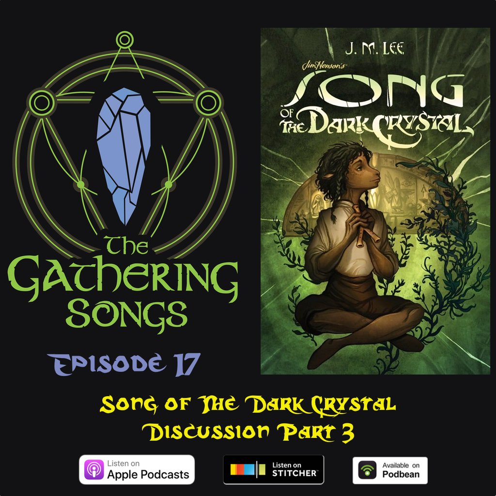 Dark Crystal Podcasts on Twitter: