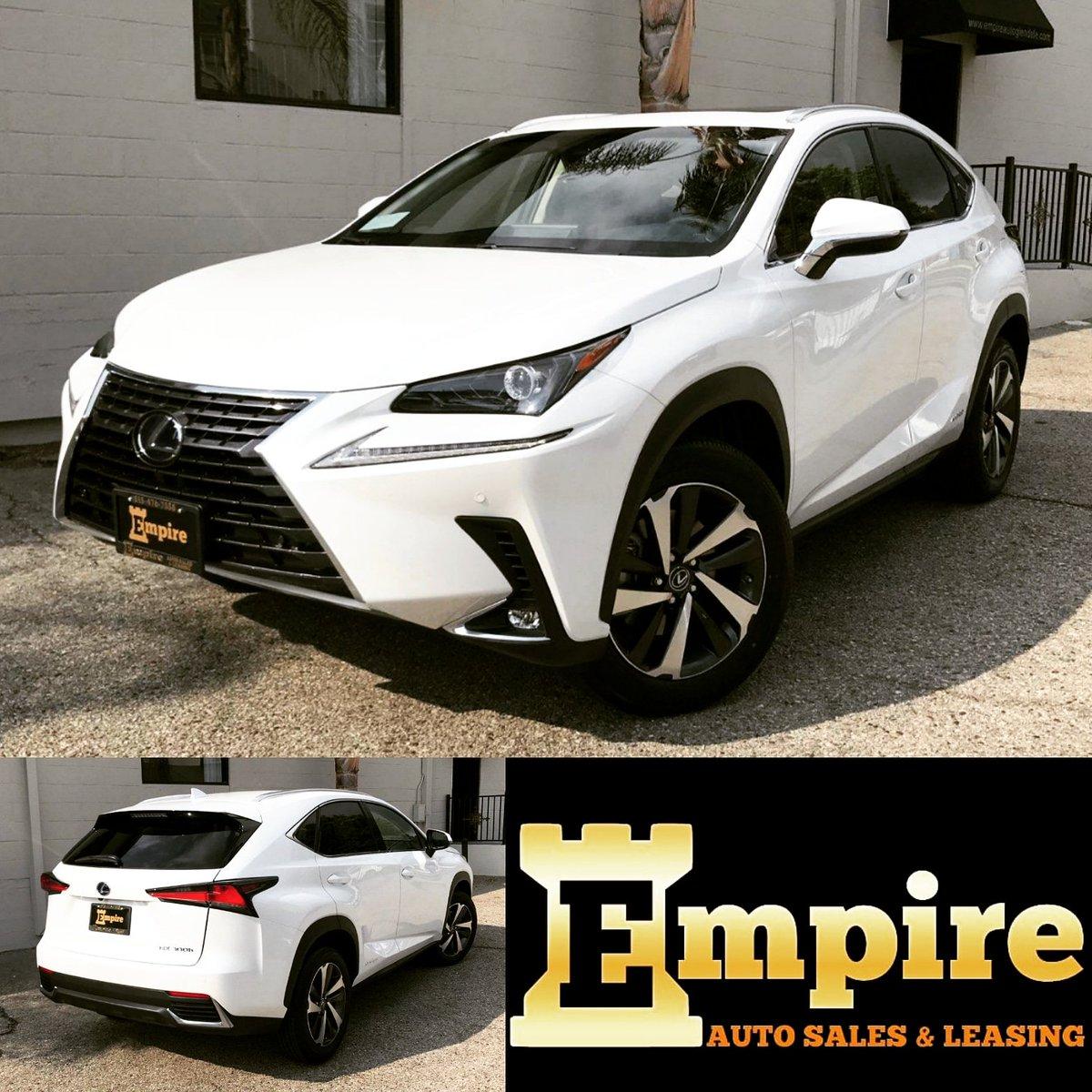 Empire Auto Sales >> Empire Auto Sales A Twitter 2019 Lexus Nx300 Hybrid White Black