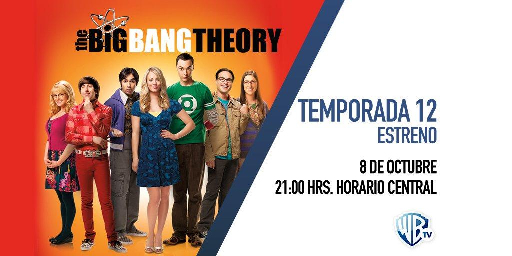 La divertida historia sobre un grupo de amigos está por llegar a su fin. Sigue la última temporada de 'The Big Bang Theory' y la nueva temporada de 'Young Sheldon' en @WarnerChannelLA. https://t.co/BEeyyBOOX9