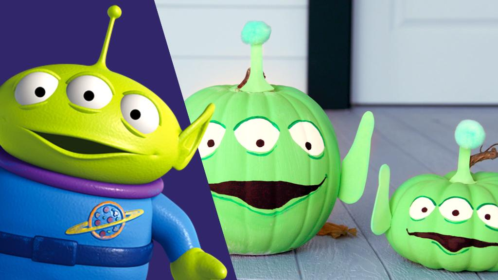 These Toy Story Alien Pumpkins Are Out of This World (@Disney_Family): https://t.co/3FpJC09mn5