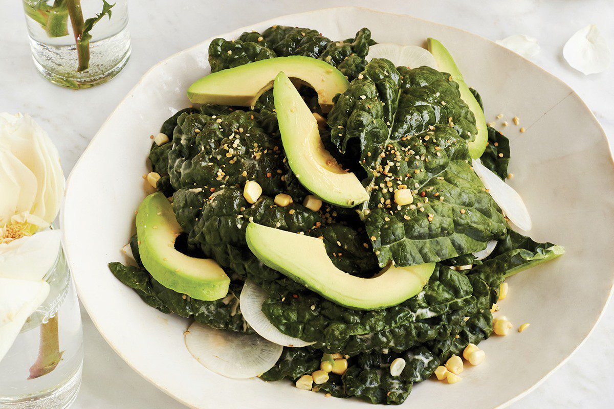 Miso Kale Caesar Salad for Healthy Fast Casual at Home - Go Dairy Free https://t.co/DT43Em8rz8 https://t.co/EBPR8hrJmH