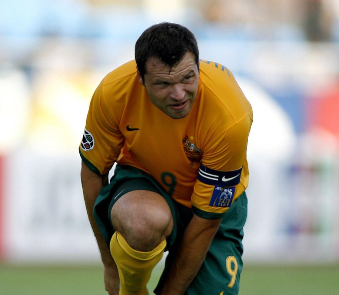 Happy birthday Mark Viduka!  The Australia\s former captain turns 43 today.
