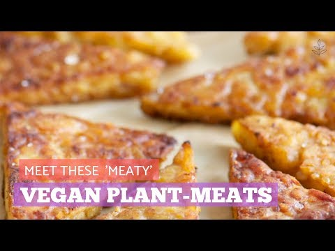 Tofu, Tempeh and Seitan - How to Cook With These Versatile Vegan Meats Made From Plants https://t.co/gqVNtXKR7L https://t.co/aaYRqoE62k