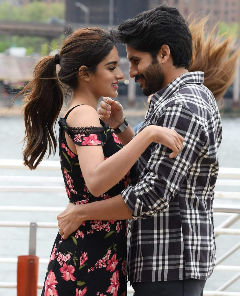 A Video Song of Nidhi and Chay coming up...