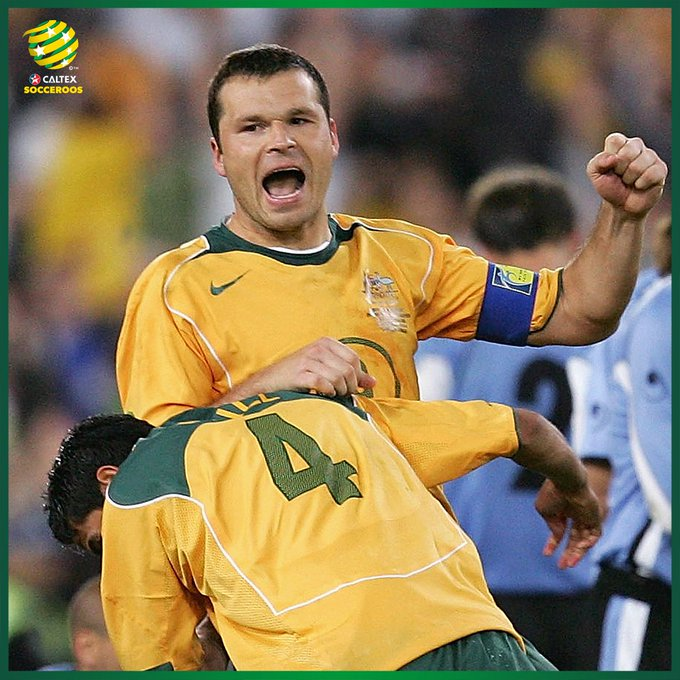 Happy 43rd birthday to former captain Mark Viduka!