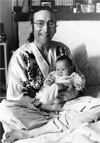 Happy Birthday John Lennon & Sean Lennon X