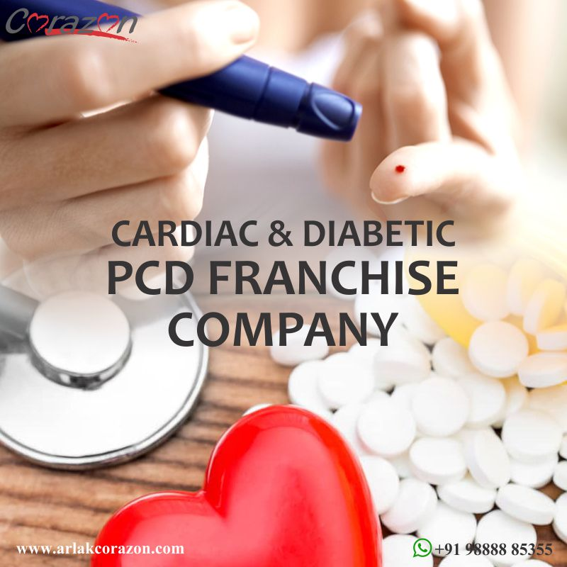 Pharma Franchise for Cardiac Diabetic Products