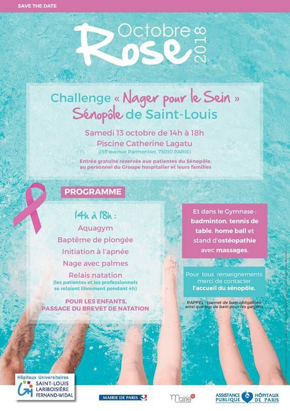 Hopitaux Saint Louis Lariboisiere On Twitter Octobrerose