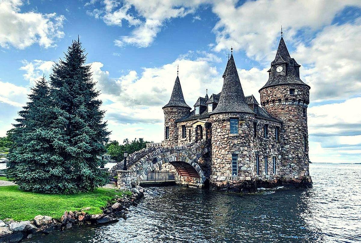 World Of Castles On Twitter Boldt Castle 1000islands Newyork
