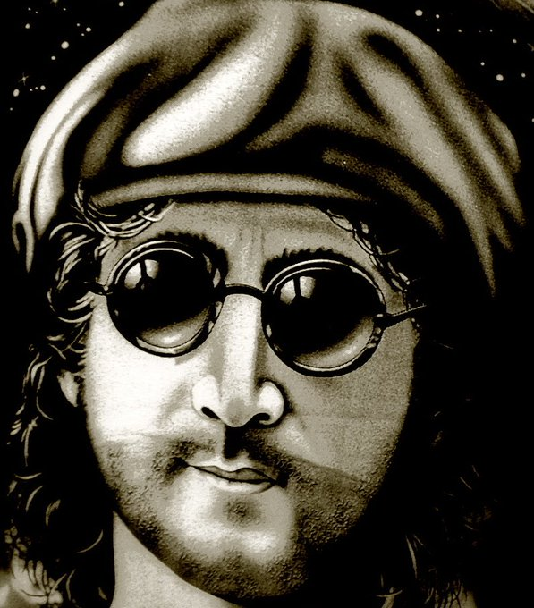 / HAPPY BIRTHDAY / Happy B. to JOHN LENNON - born 9 October 1940
