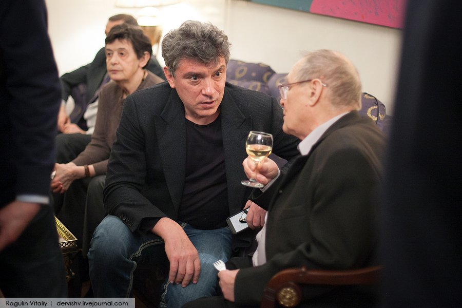 Remembering my friend, Boris Nemtsov, today on what should have been his 59 birthday.