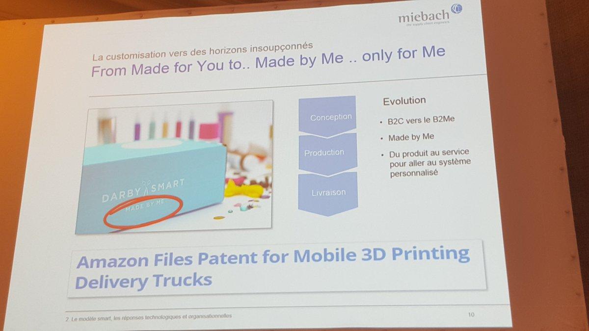... qui contient des imprimantes 3D pr produire pdt ses déplacements   Miebach ESP  ecommerce  livraison  lsalogistique   innovationpic.twitter.com 0q8US05g02 5781c9d1fda