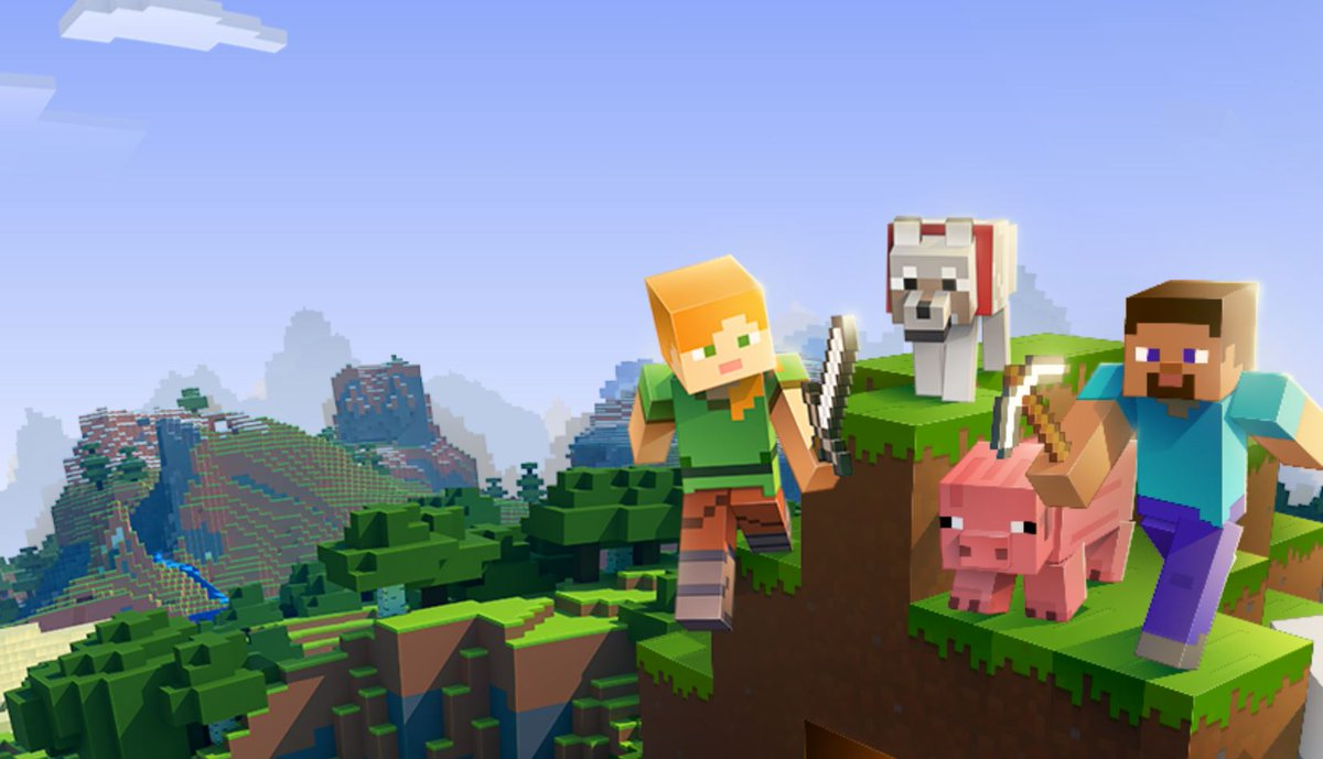 A new #Xbox bundle brings together some of the best @Minecraft worlds ever created: https://t.co/sHtNpFq8Ty