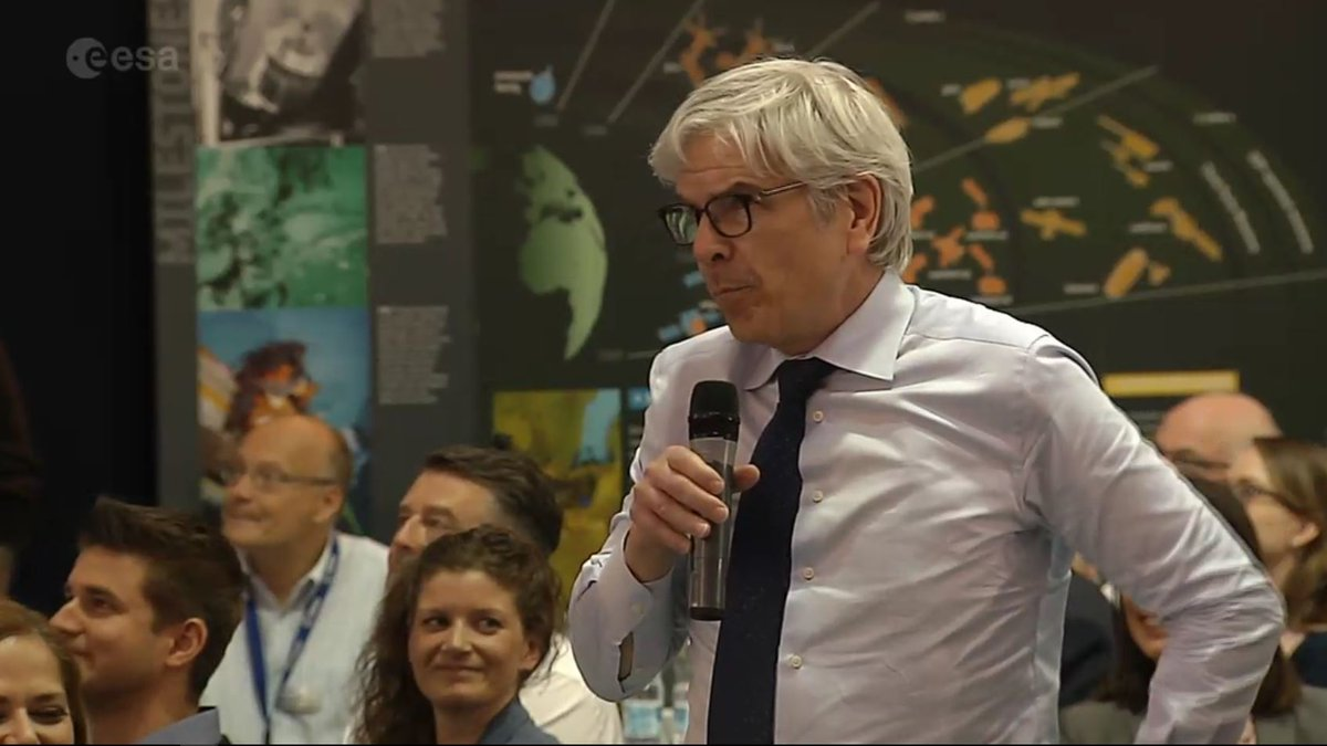 As Dir. @ESA_EO, I am proud to have had speakers like Paul Romer at the #FutureEO event. As we focus on becoming an epicentre for innovation, we look to great minds like his for inspiration. Congratulations on your Nobel Prize for Economics, @paulmromer https://t.co/abrm9jzMCq https://t.co/Win3XFeQWP