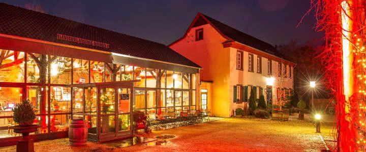 Weihnachtsfeier Ideen Köln.Takealookevents On Twitter Weihnachtsfeier Auf Der Wasserburg Bei