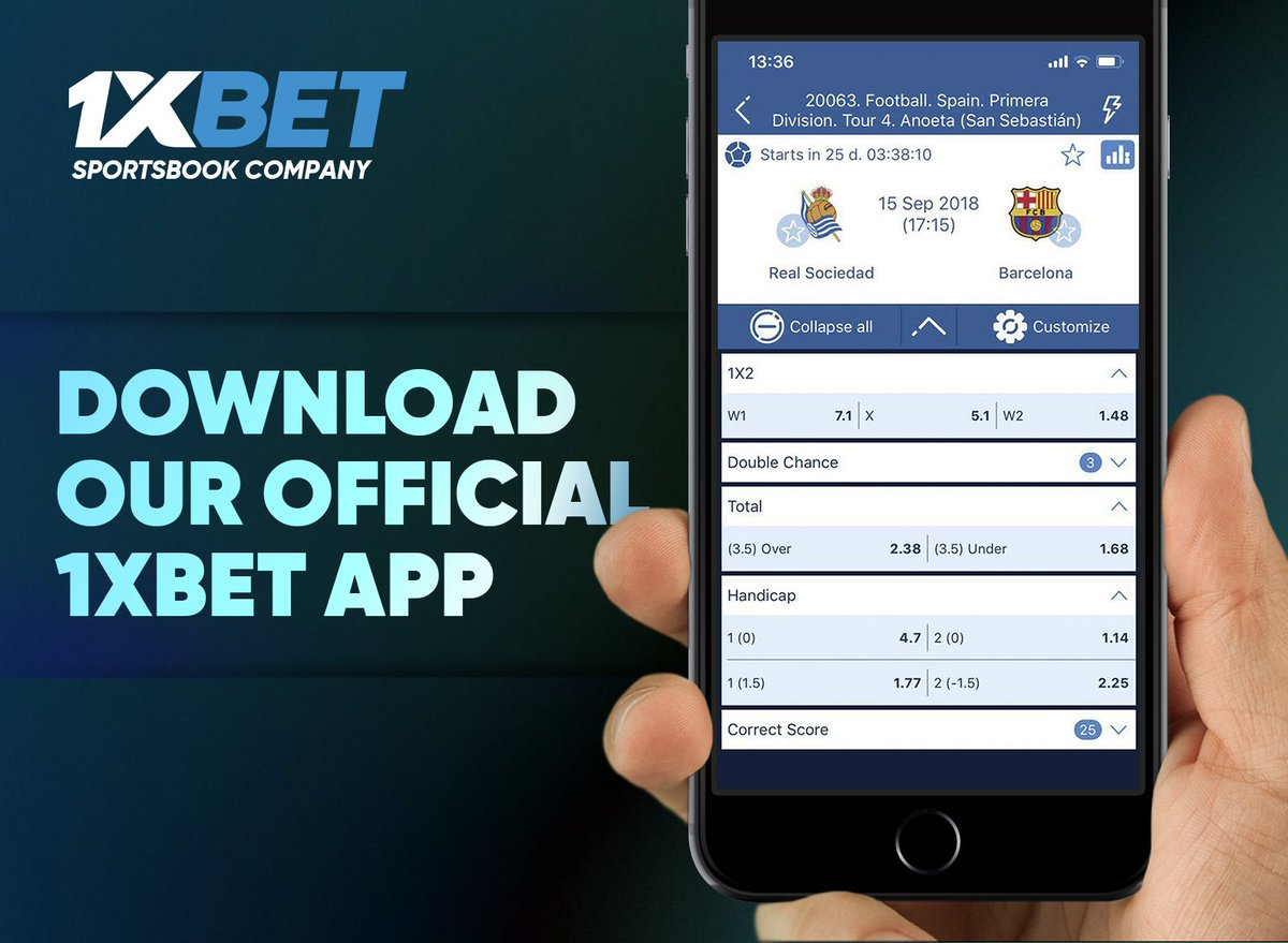 1xBet English on Twitter:
