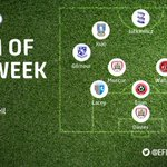 🌟 Here it is... The #EFL Team of the Week for Matchday 12.  Plenty of tough decisions to make this week - Take a closer look at the select XI from the weekend's fixtures ➡️ https://t.co/4IPC3OLF3x  Who would you add in? 🤔
