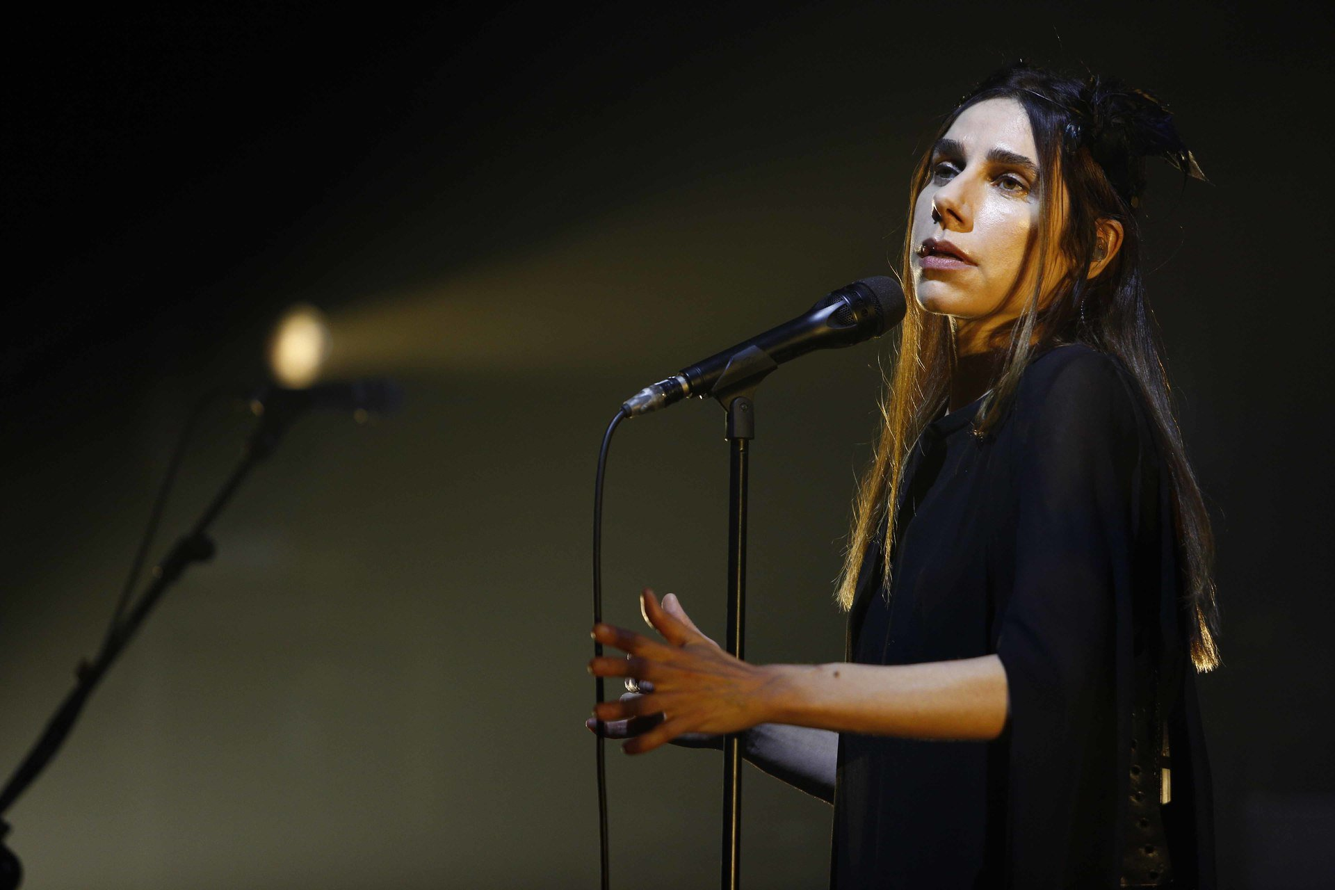 Happy birthday, PJ Harvey!