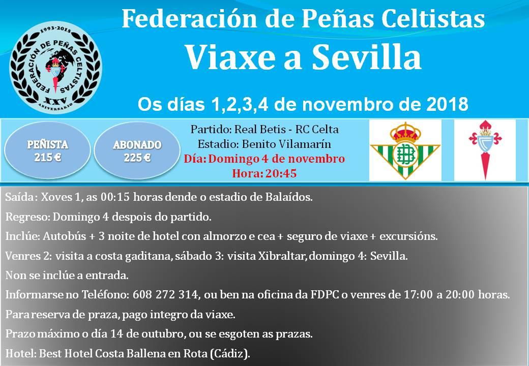 Viaje organizado por la Federación de Peñas (Foto: FdPcelta).