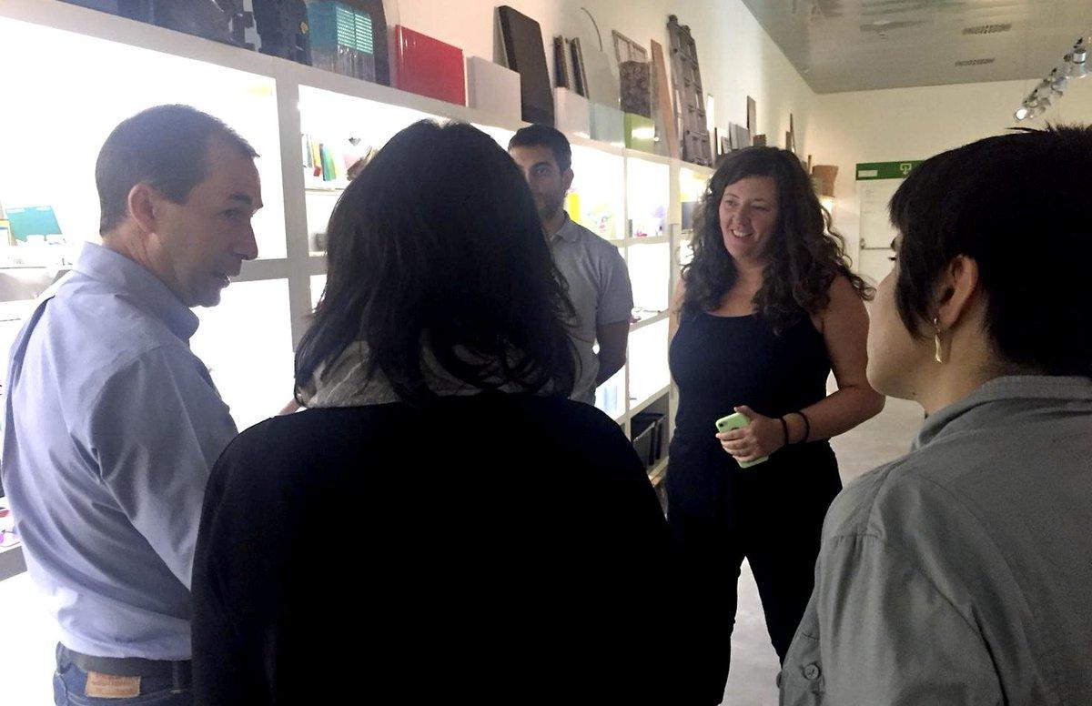 Imaginant com #RocaUmbertLab el futur laboratori d'innovació social de @granollers tindrà un impacte social real en les persones de la mà d' @ElisavaBCN i @Materfad #digitalsocialinnovation #dsi #socialsmartcities #circulareconomy #socialimpact #talent #disruption #4helix #5helix