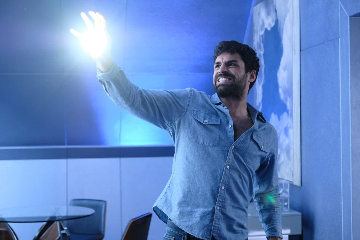 Nothing will stop Eclipse finding Dawn! Don't miss the thrilling new episode of @TheGiftedonFOX starring our @seanjteale tonight on @FOXTV at 8/7c #coMplications #mutantunderground #TheGifted