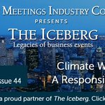Image for the Tweet beginning: Issue 44 of The Iceberg's