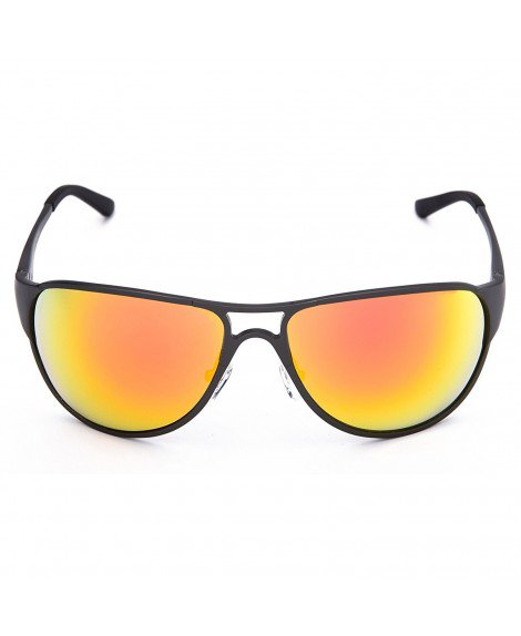 14ff79203e 8134 Sport Al-Mg Metal Frame Polarized Aviator Sunglasses 100% UV  Protection - Grey Frame Orange Lens - CT185Z9MEM5 ...